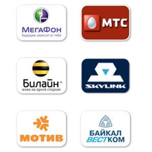 Операторы сотовой связи Ревды