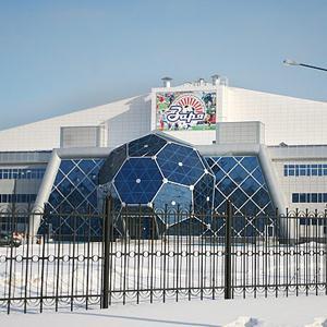 Спортивные комплексы Ревды